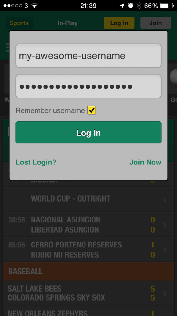 How to place a bet with the Bet365 iPhone app (Guide)