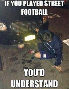 football_under_car