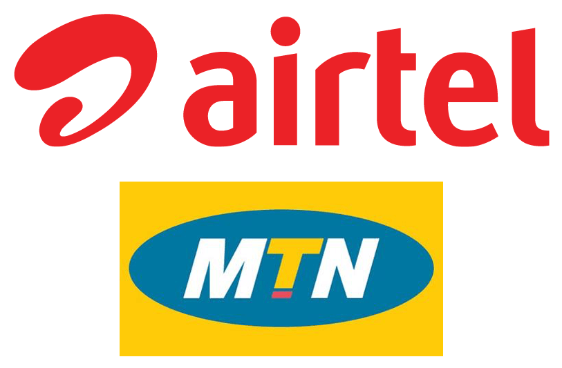 Airtel and MTN