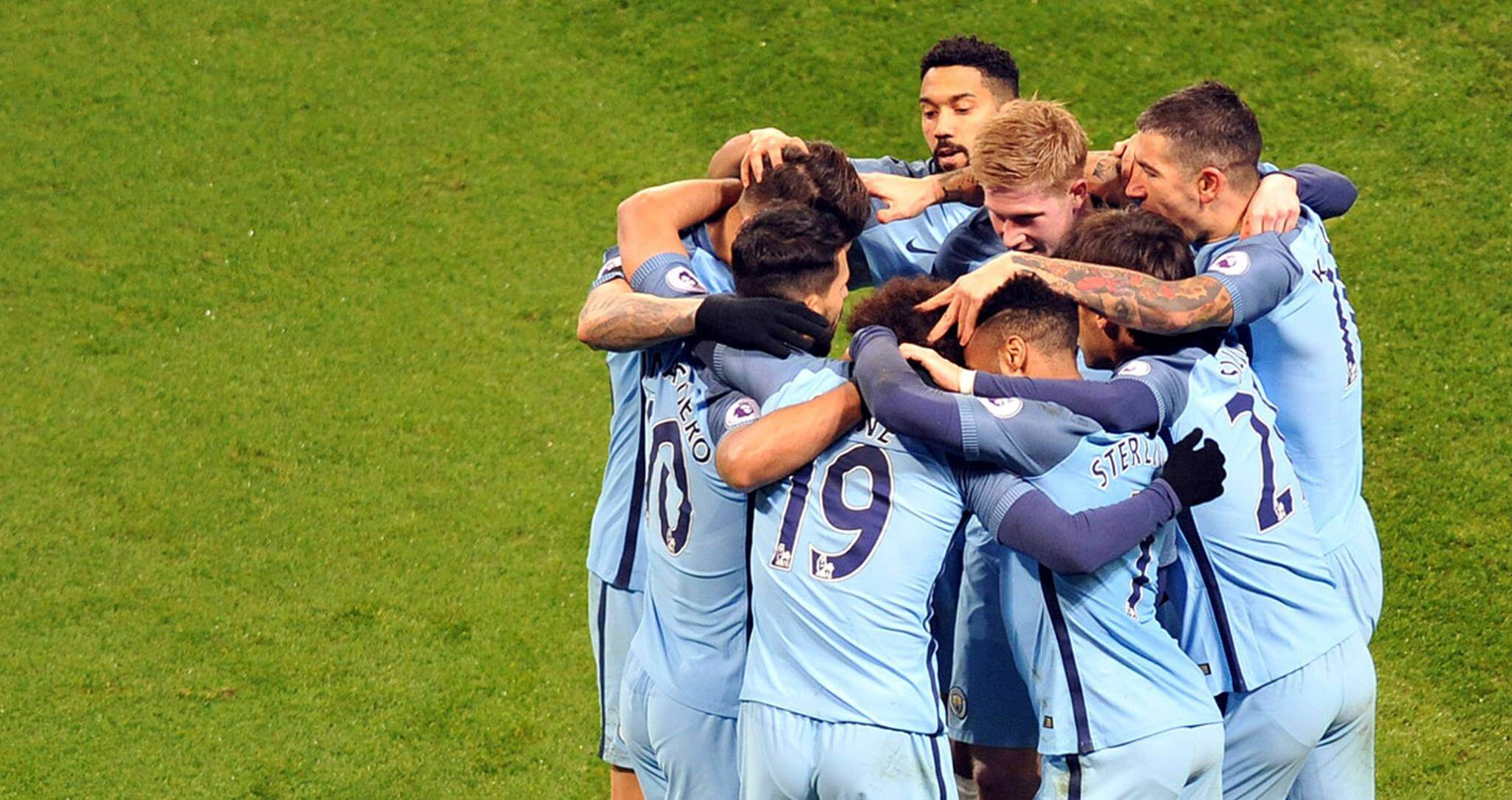 Manchester City: Pep's Men Set for Title Push