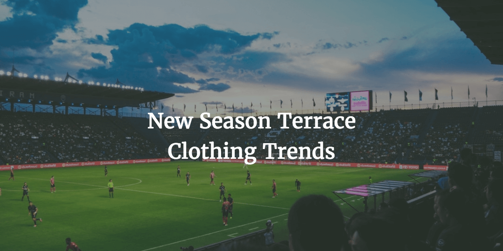 New Season Terrace Clothing Trends