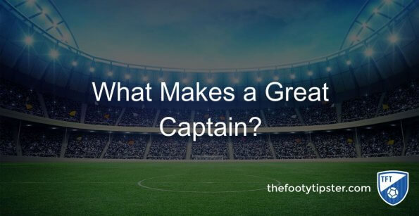 What Makes a Great Captain?