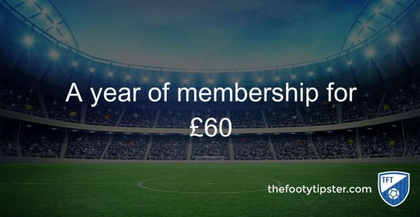 A year of membership for £60