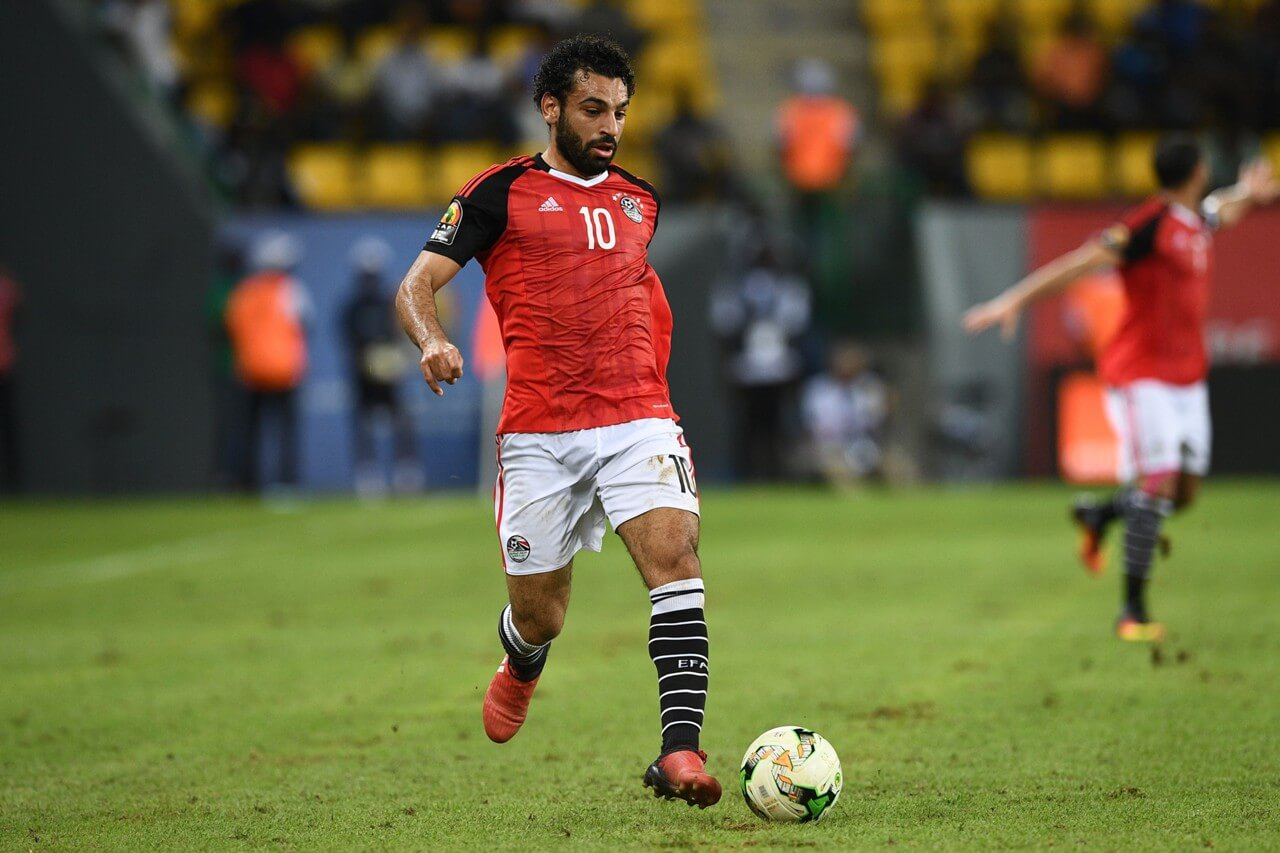 Salah Leads Egypt to the World Cup