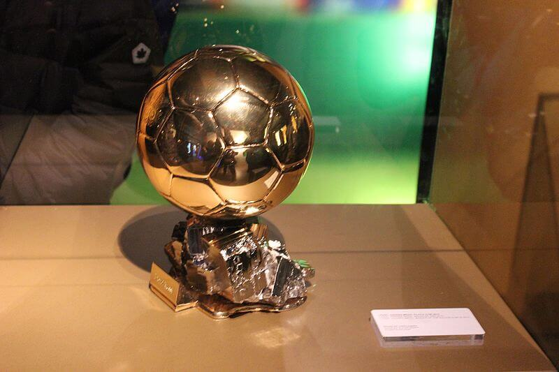 Ballon d'Or Odds for 2018