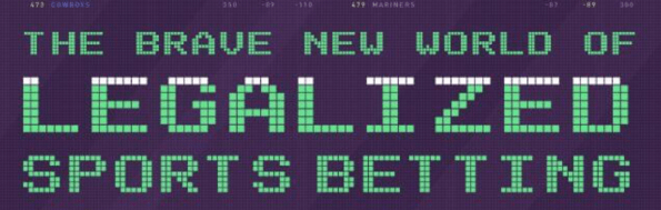 The legalisation of sport betting in the United States