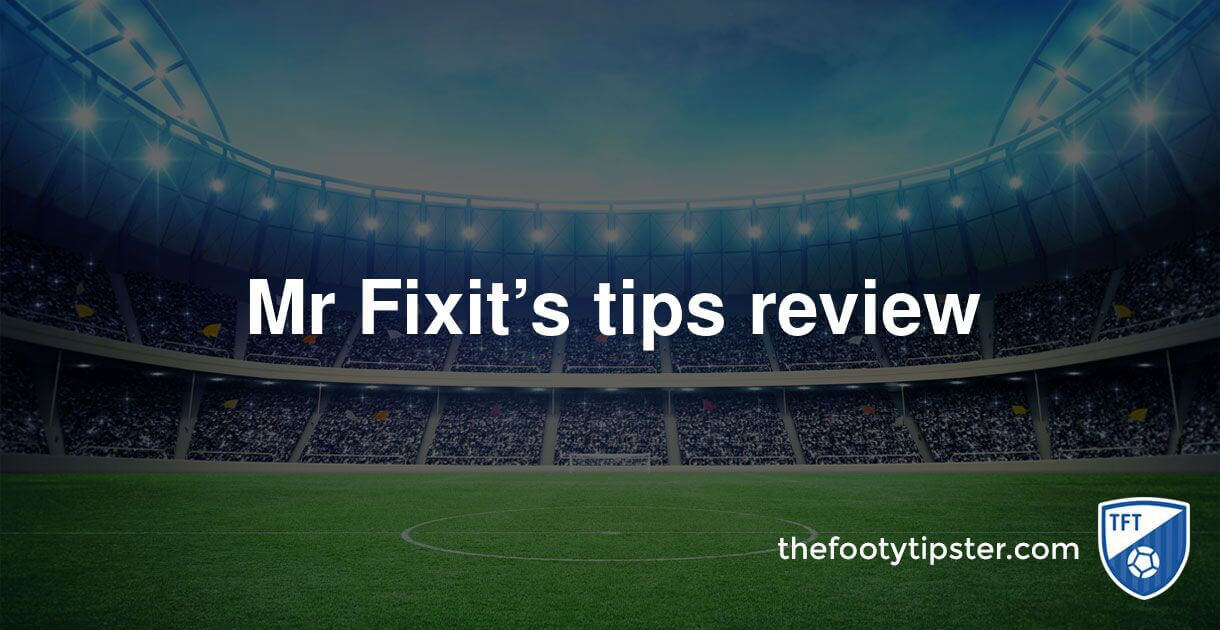 Mr Fixit's tips review